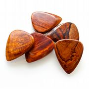 Timber Tones Fat - Burma Padauk - 1 Pick | Timber Tones